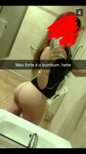 snap.nue fille sexy hot du 19